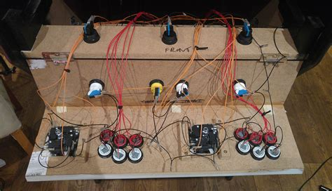 Cabinet Wiring by Building A Home Arcade Machine The Electronics Retromash
