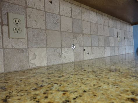 Caulking Kitchen Backsplash by Grouting A Backsplash To Countertop Joint With