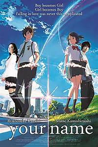 Your Name ClickTheCity Movies