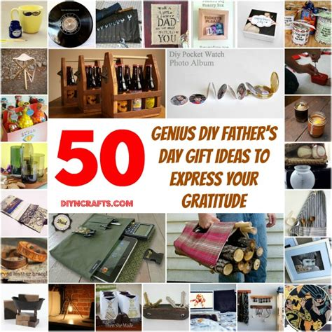 genius diy fathers day gift ideas  express