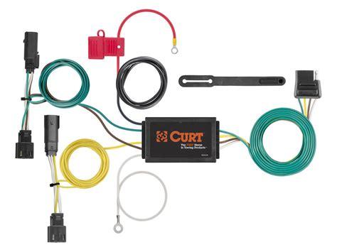 Chevy Camaro Curt Mfg Trailer Wiring Kit
