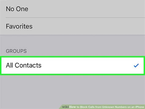 how to view blocked numbers on iphone 3 ways to block calls from unknown numbers on an iphone How T