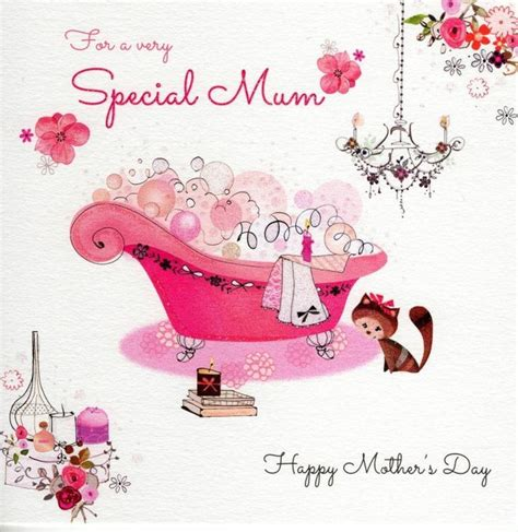 special mum happy mothers day greeting card lynn