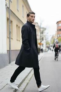 Manteau Homme Mi Long : 60 variants pour porter le manteau pour homme avec du style ~ Melissatoandfro.com Idées de Décoration