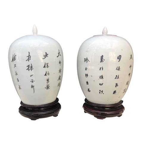 vasi cinesi grandi coppia di vasi cinesi antichi in porcellana vendita