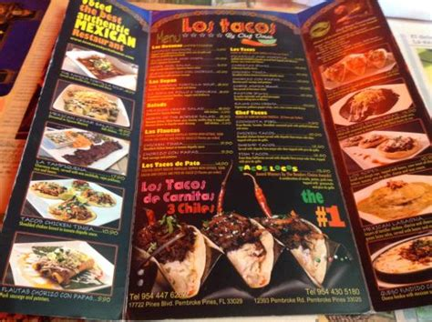 what is tex mex cuisine menu picture of los tacos by chef omar coral springs