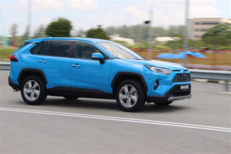 toyota rav  review carbuyer singapore