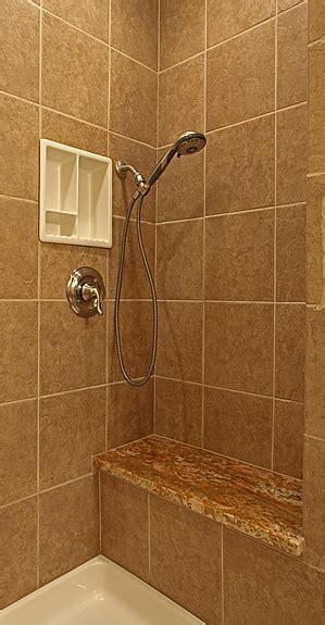 tile shower designs bathroom remodeling fairfax burke manassas va pictures