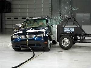 Bmw X3 2008 : 2008 bmw x3 side iihs crash test youtube ~ Medecine-chirurgie-esthetiques.com Avis de Voitures