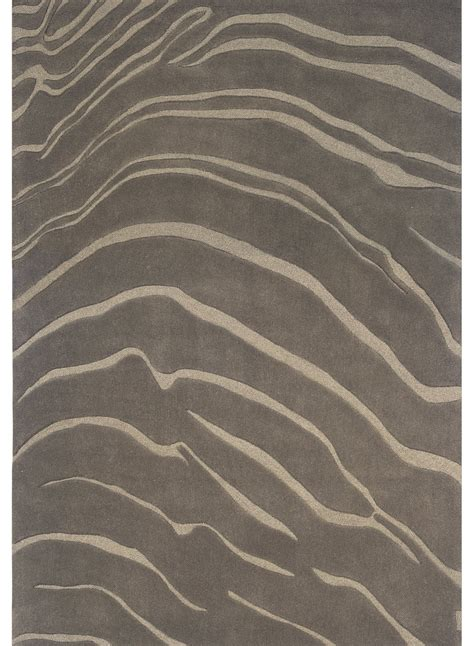 tapis echantillon create 1 taupe de la collection ligne