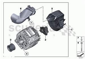 Rolls Royce Ghost Alternator Parts