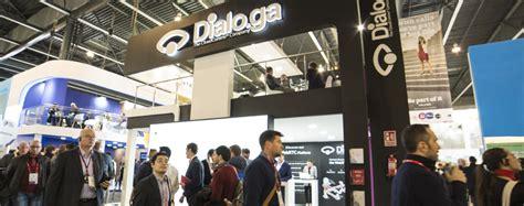 Dialoga präsentiert seine Innovationen für Contact Center auf dem Mobile World Congress 2018 ...