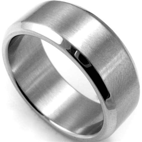 ideas  plain mens wedding bands