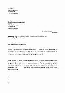 Kündigungsschreiben Wohnung Mieter : pin k ndigung mietvertrag vorlagen und muster vom ~ Lizthompson.info Haus und Dekorationen