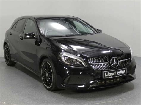 The updated mercedes a200d premium diesel hatch is well equipped, but what's it like to drive? 2017 (67) MERCEDES-BENZ A CLASS A200d AMG Line Premium Plus 5dr Auto