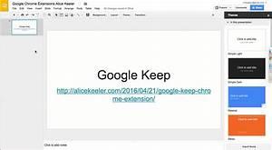 Google Slides  Edit The Slide Master