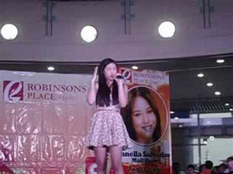 janella salvador singing janella salvador singing kaba robinson s lipa youtube