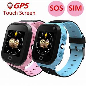 Twox Q528 Y21 Touch Screen Gps Child Smart Watch With