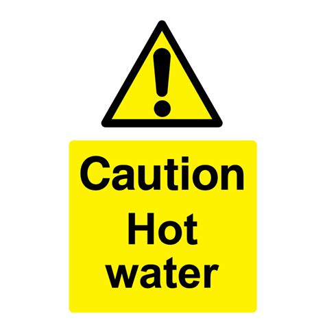 water indoor caution water safety sign makers multi signs