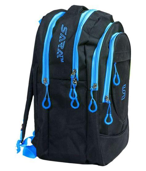 Sara bags Branded Backpack college bag school bags Blue ...