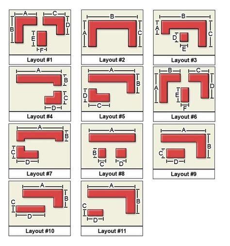 best kitchen layouts with island best best kitchen layout 668 x 717 72 kb jpeg