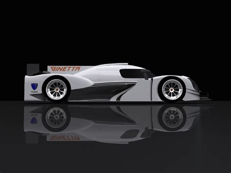 2015 Ginetta-juno Lmp Track Car Review