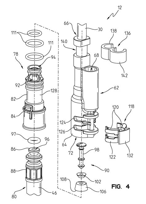 kitchen faucet pull sprayer patent us8646476 integrated kitchen faucet side spray