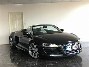 Used 2010 Audi R8 Spyder V10 Quattro For Sale In West