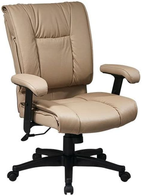 office starex9381 1 model ex9381 leather mid back