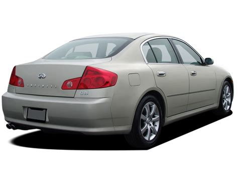 2005 Infiniti G35 Horsepower by 2005 Infiniti G35 Reviews Research G35 Prices Specs