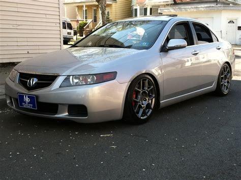 [nj] 2004 Acura Tsx Navi..auto.. Tl Type S Rims 45