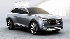 Hybrid Motors Group : hybrid kinetic presents pair of pininfarina styled electric suvs in shanghai ~ Medecine-chirurgie-esthetiques.com Avis de Voitures