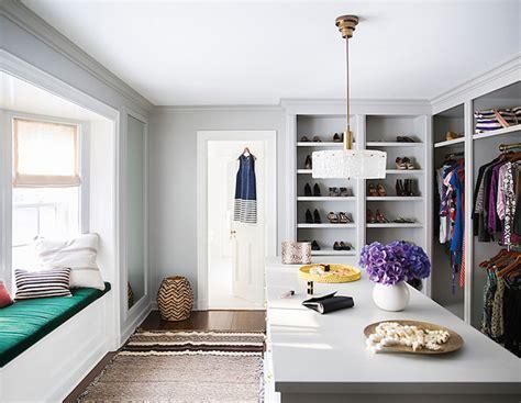 gray closet built ins contemporary closet domino