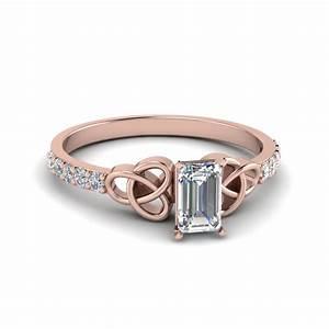 Edwardian Engagement Ring Setting In White Gold ...