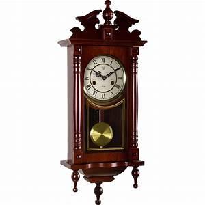 Wanduhren Mit Pendel Antik : wanduhr uhr pendeluhr regulator orpheus mahagoni ebay ~ Watch28wear.com Haus und Dekorationen