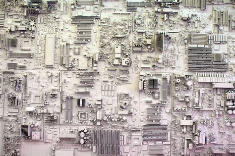 """Motherboard Wall  """"les Cartes Mères D'ordinateur Qui"""