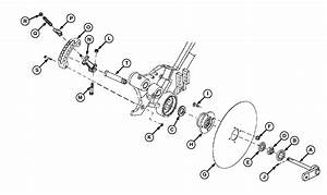 John Deere Model B Grain Drill Parts