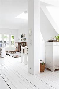 10 interieurs avec du parquet blanc frenchy fancy With parquet scandinave