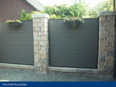 Gartenmauer Mit Zaun @no42 Kyushucon