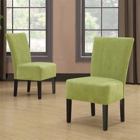 portfolio duet green velvet upholstered