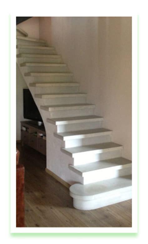 L'escalier Béton  Maison De L'escalier