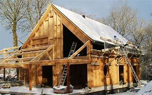 prix de construction d39une maison en bois With prix construction maison en rondin de bois