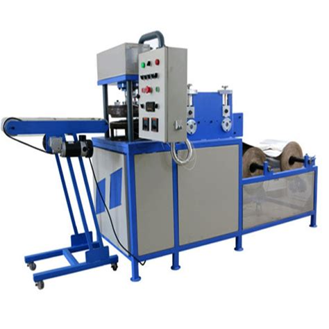 kwh dona paper plate making machine automation grade