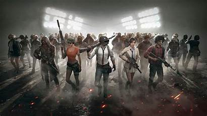 Pubg Characters Games Wallpapers