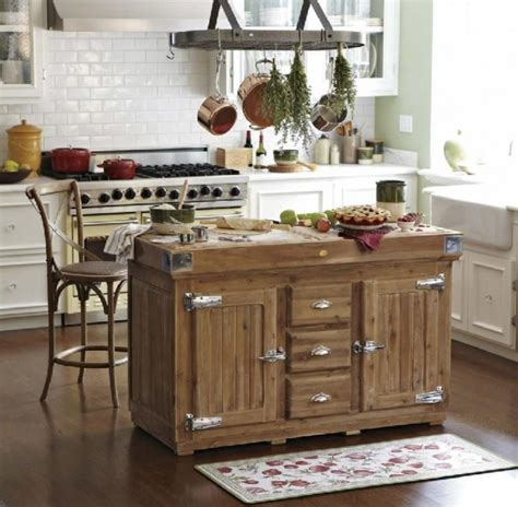 movable island kitchen 15 amazing movable kitchen island designs and ideas 1002