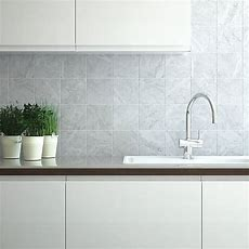 Wickes Azzara Connect Grey Field Ceramic Tile 150 X 150mm