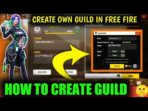 Find everything you need in this article! 20 Top Pictures Guild Name For Free Fire In Tamil : Free ...