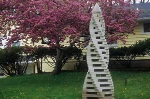 Interior Ideas: Garden Obelisk Design Plans