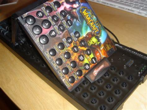 warcraft keyboard