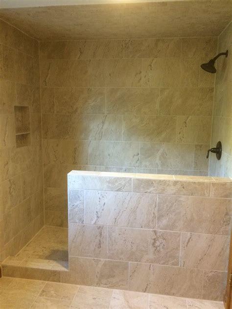 custom tile shower nh bath builders